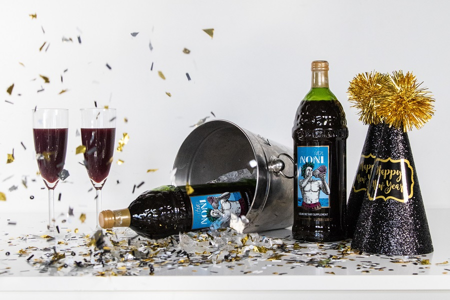 Make 2019 great with Tahitian Noni Juice article image