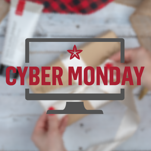 Cyber Monday is on the horizon! article image