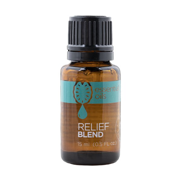 Essential Oils Relief Blend Photo