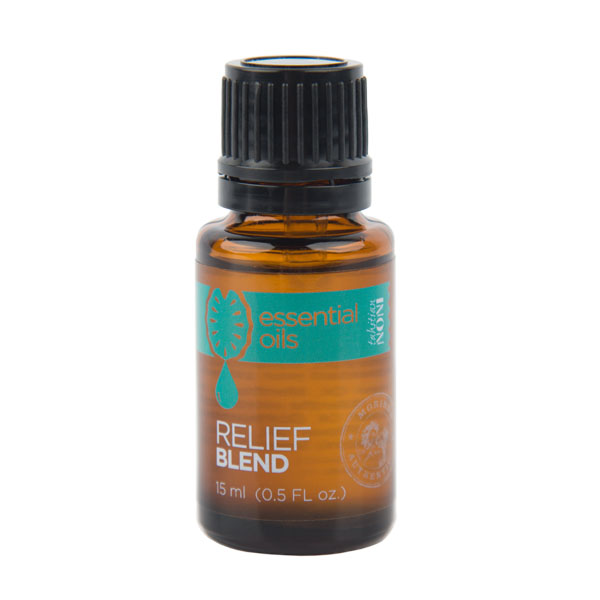 Tinh Dầu Relief TAHITIAN NONI ESSENTIAL OILS RELIEF BLEND Photo