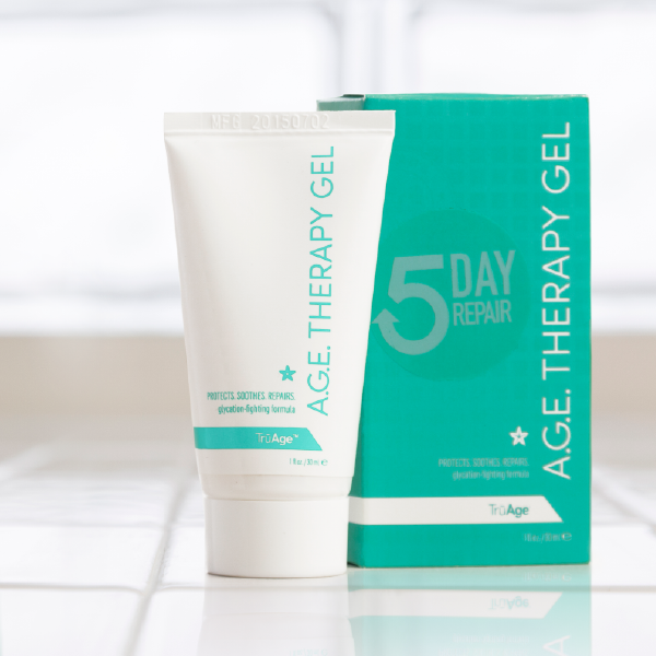 TruAge AGE Therapy Gel 5‑Day Repair Photo