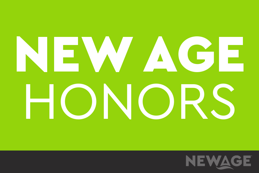 New Age Honors