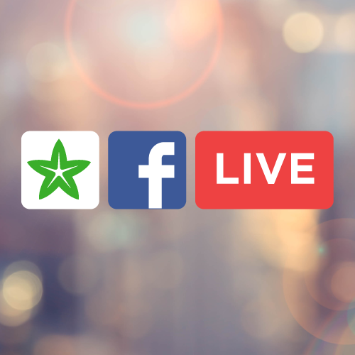 Join us this Saturday for a special Facebook Live Broadcast article image