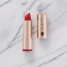 TeMana Lipstick (Volcano Red) Photo