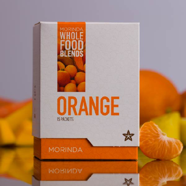 Whole Food Blends Orange Photo