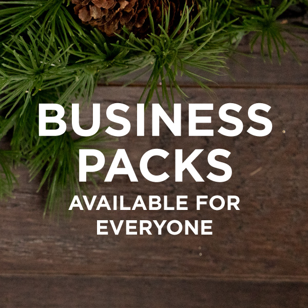 Business Packs — Available for Everyone! Photo