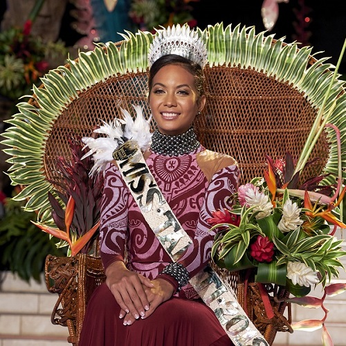 Tahitian Noni Juice creators sign long-term agreement with Miss Tahiti Pageant article image