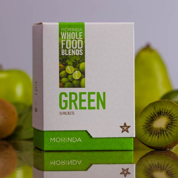 Whole Food Blends Green Photo