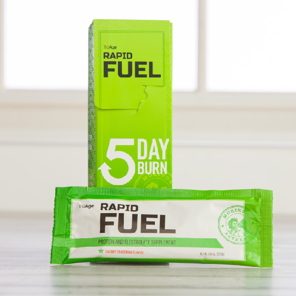 Rapid Fuel 5‑Day Burn Photo