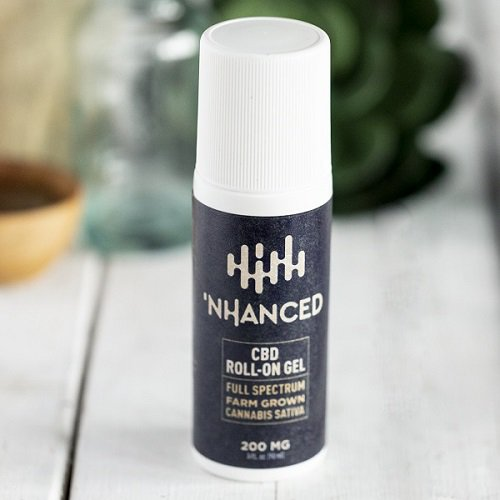 GEL ROLL-ON CBD 'NHANCED – UNA PERSPECTIVA INTERIOR article image