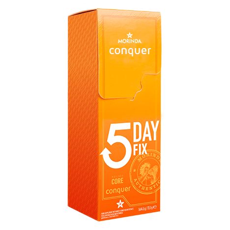 Conquer 5‑Day Fix Photo