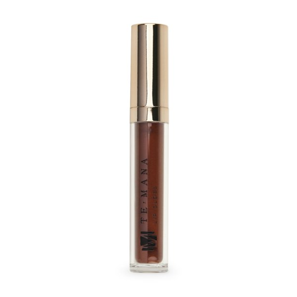 TeMana Lip Gloss (Deep Orchid) Photo