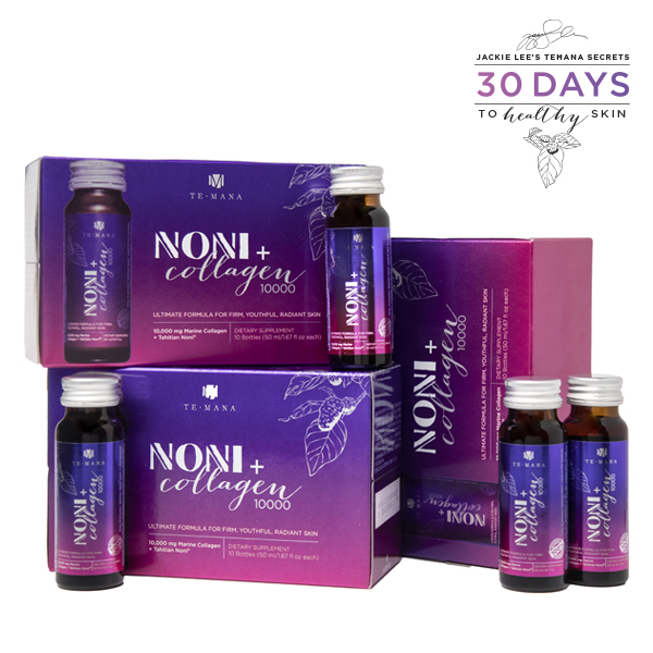 30‑Days to Healthy Skin TeMana Noni+Collagen Pack Photo