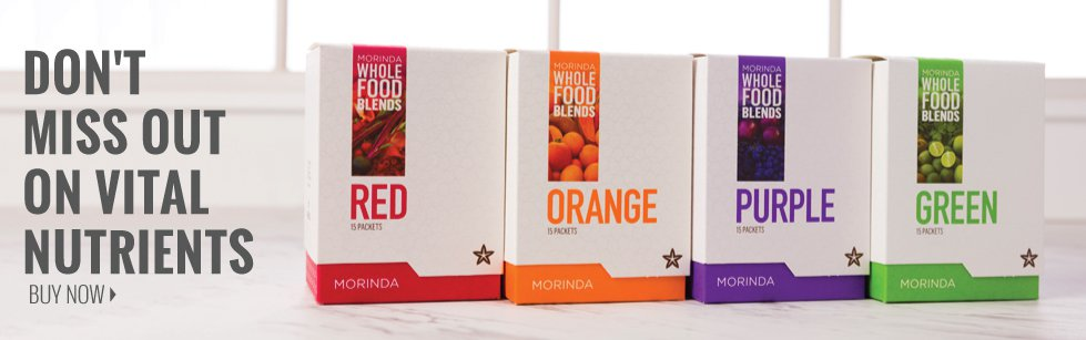 Morinda Whole Food Blends