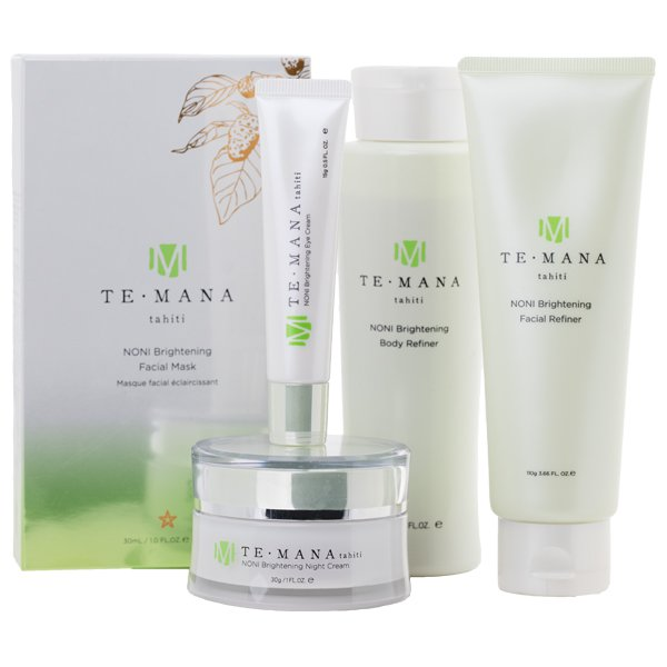 TeMana Brightening Advanced System Pack Photo