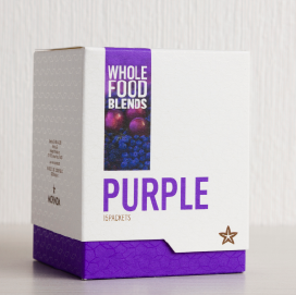 Whole Food Blends Purple Photo