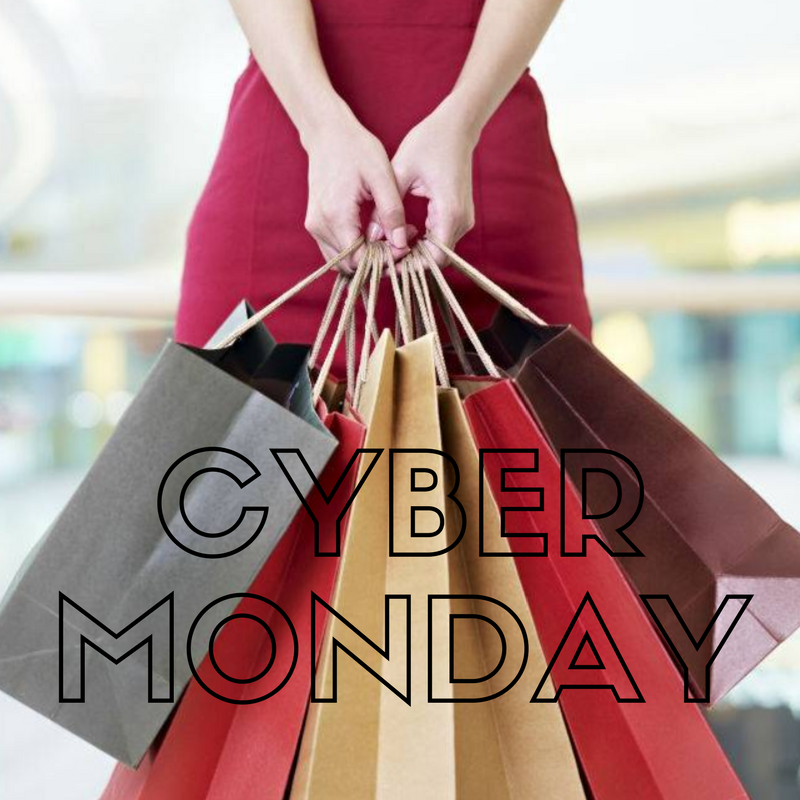 Cyber Monday is on Now! Monday 27 November article image