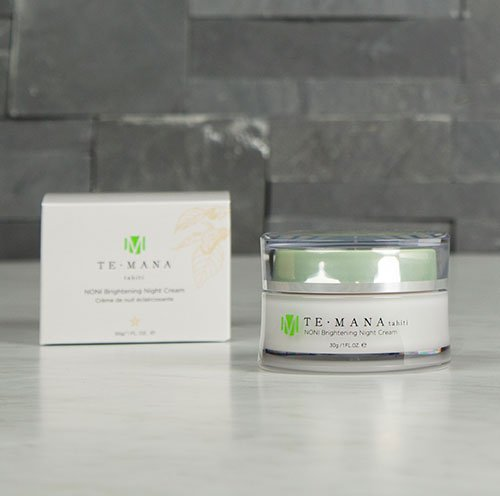 Add the TeMana Night Cream into your skincare routine today article image