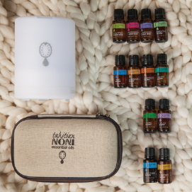 Tahitian Noni Essential Oils Family Gift Box Photo