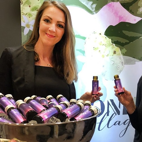 Noni + Collagen a big star at Stockholm Beauty Week article image