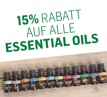 DEIN DEAL: 15% Rabatt auf Essential Oils Photo