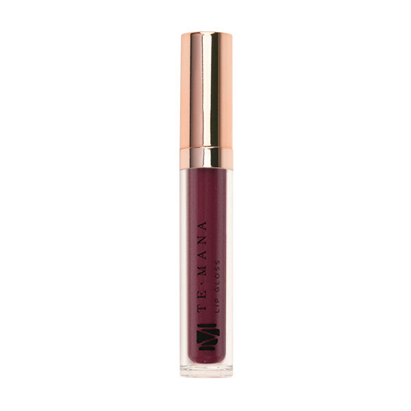 TeMana Lip Gloss (Pacific Plum) Photo
