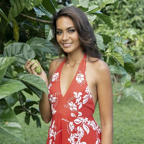 MISS TAHITI RAVES ABOUT TEMANA article image