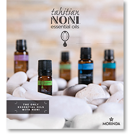 Tahitian Noni Essential Oils Catalog Photo