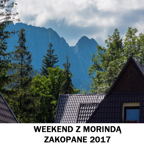 Weekend z Morindą, Zakopane 2017 article image