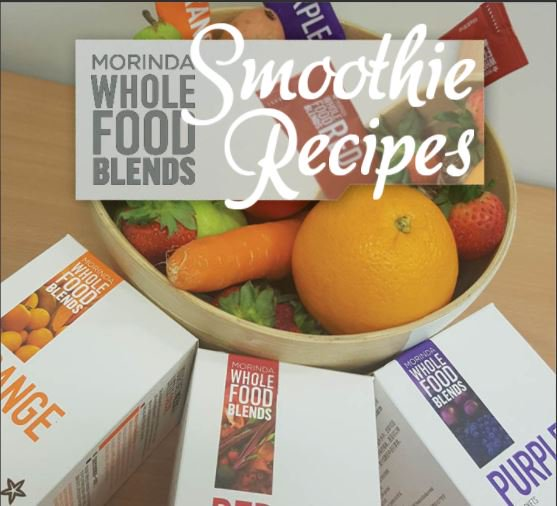 Whole Food Blend Smoothie Recipe Book (Free digital download) Photo