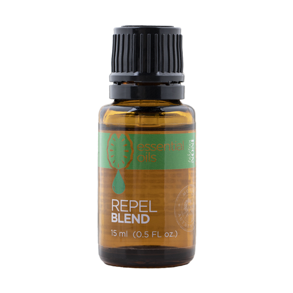Essential Oils Repel Blend Photo