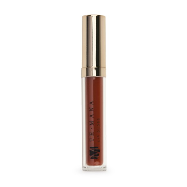 TeMana Lip Gloss (Volcano Red) Photo