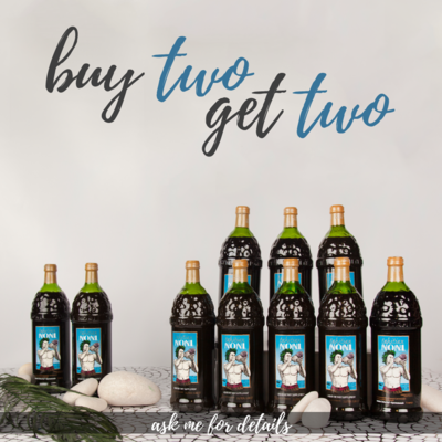 JOIN US IN CELEBRATING 21 YEARS OF TAHITIAN NONI JUICE article image