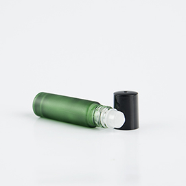 10 ml Roll on Bottle Frosted Green (6 pack) Photo