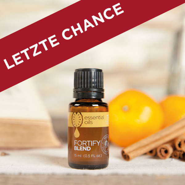 Essential Oils FORTIFY Blend Photo