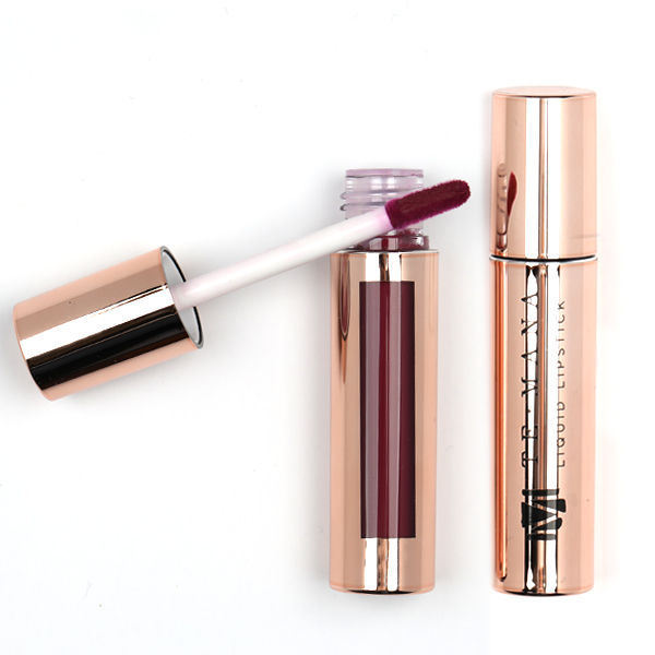 TeMana Liquid Lipstick (Pacific Plum) Photo