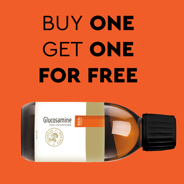 Buy one ‑ get one free: Glucosamin Photo