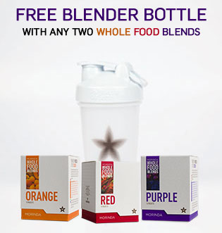 Kick start good health with Morinda Wellness Whole Food Blends Promo article image