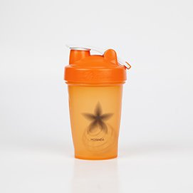 Orange Blender Bottle Photo