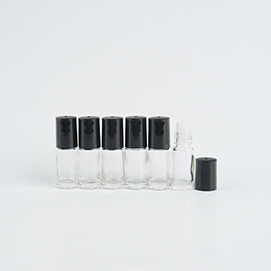 5 ml Roll on Bottle Smooth (6 pack) Photo