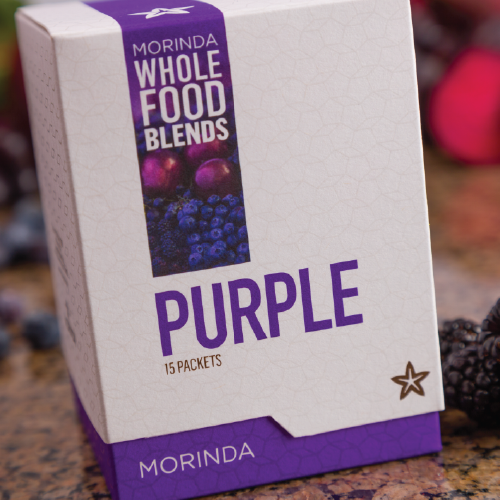 Whole Food Blends Purple has some fantastic nutrients! article image