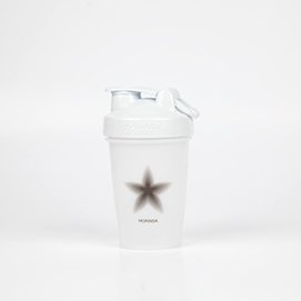 White Blender Bottle Photo