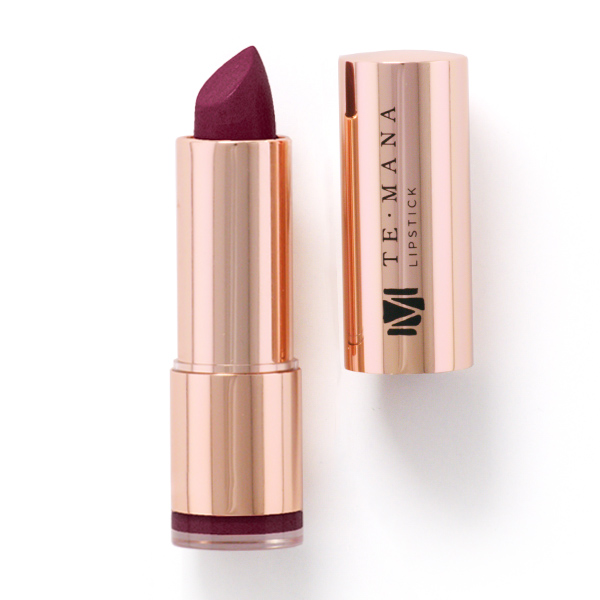 TeMana Lipstick ‑ Pacific Plum Photo