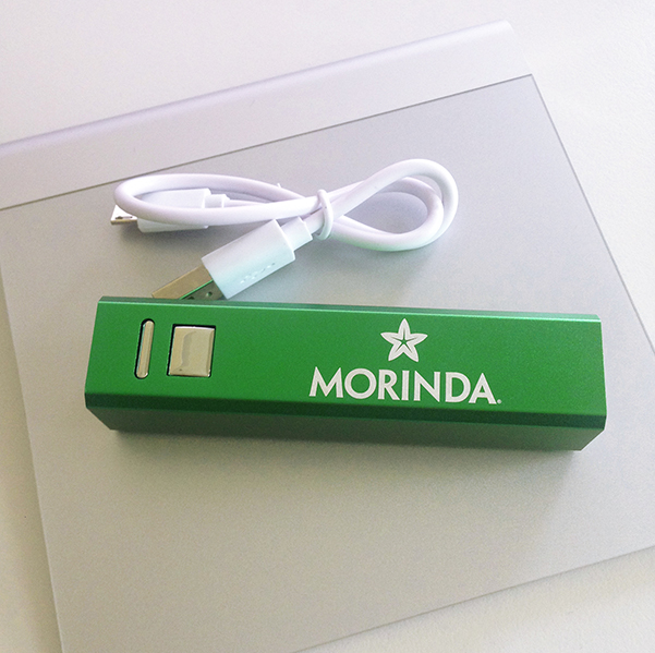 Morinda Powerbank Photo