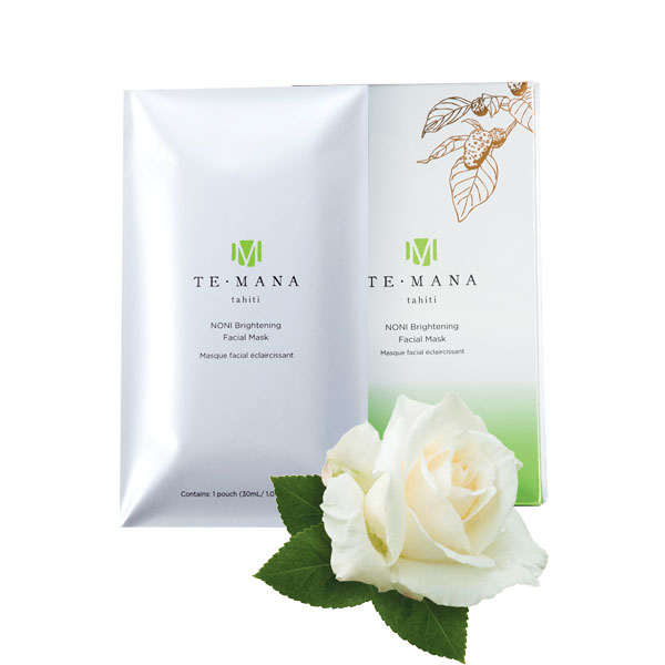 Mặt nạ TEMANA NONI BRIGHTENING FACIAL MASK Photo